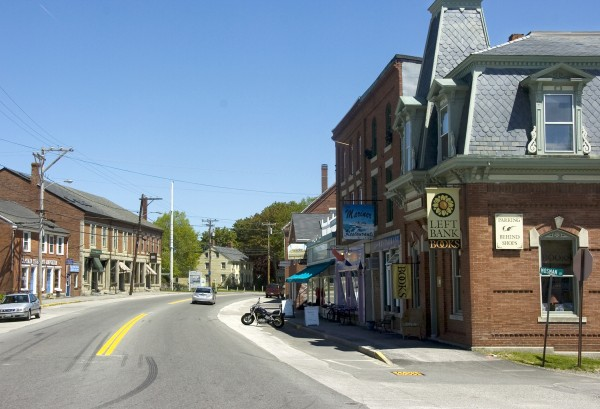 Downtown Searsport