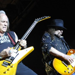 Lynyrd Skynyrd, ZZ Top rock Scarborough Downs