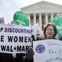 High court blocks sex-discrimination suit against Wal-Mart