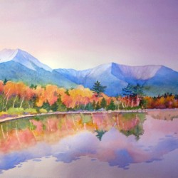 West Bath painter wins national watercolor exhibit