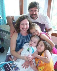 Winterport family with ailing child applies for 'Extreme Makeover: Home Edition'