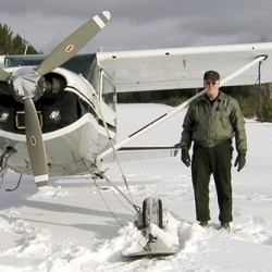 Owls Head had 16 aviation accidents, 4 fatal, over 40 years