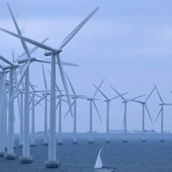 U.S. energy official, researchers visit offshore wind site
