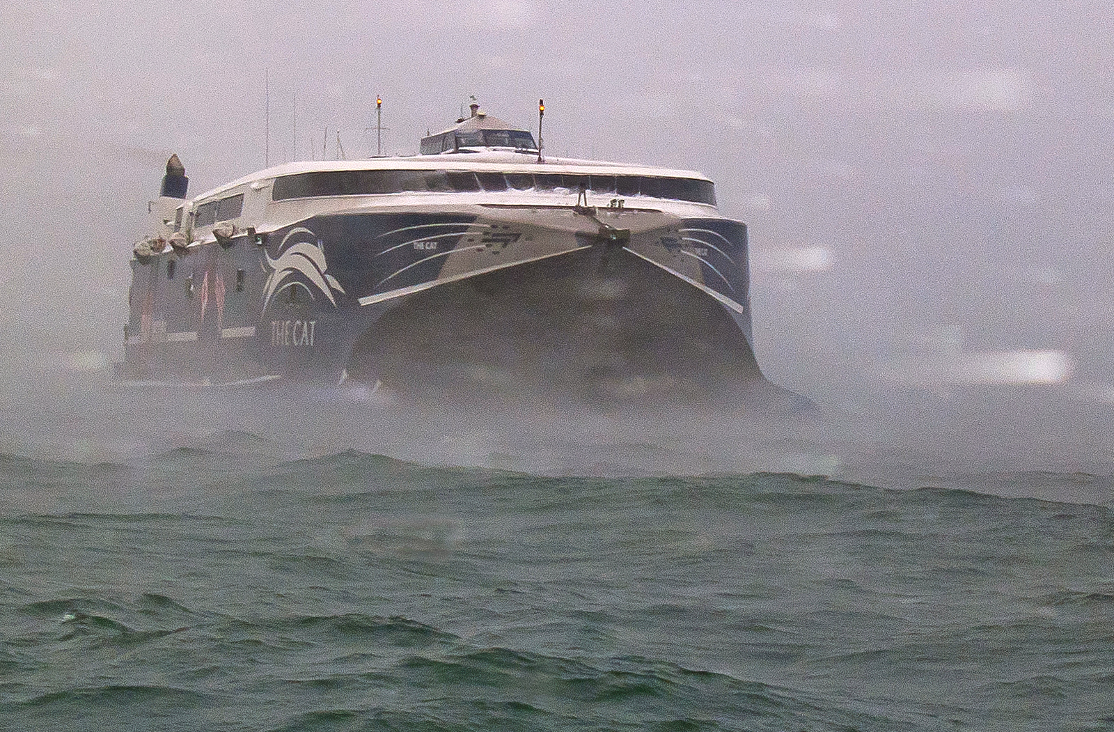 High-speed ferry trips from Nova Scotia start Sunday