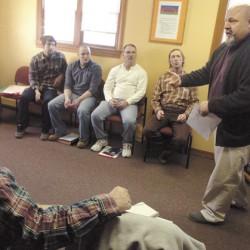 Funding cuts threaten Manna's drug treatment programs