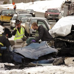 'I thank God for everything,' says Searsport woman 2 years after crash that nearly killed her