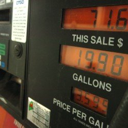 Premium gas hard to locate in Bangor area