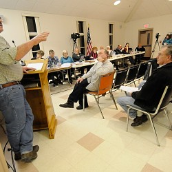 Hampden residents still frustrated that comprehensive plan has not been scrapped