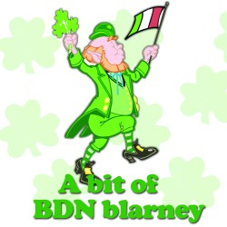 The Irish verse, from best to worst; reader limericks for St. Paddy's Day