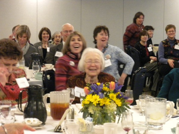 University of Maine Professor Emerita Katherine Musgrave, 91, who has taught thousands of Mainers about diet and nutrition, 
