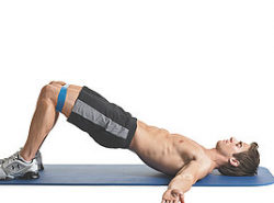 Strong core muscles key to whole-body fitness
