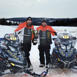 Mainers head north for 1,500-mile snowmobile endurance race