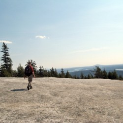 Expeditionary hikes in Aroostook offer more than exercise