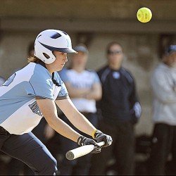 UMaine softball team seeks to improve at the plate