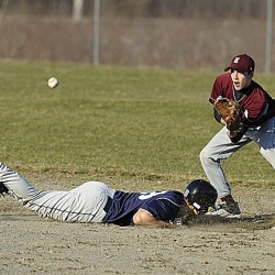 Nine-run rally lifts Calais past Washington Academy