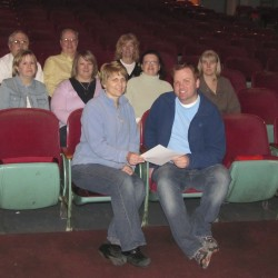 Pittsfield Community Theatre Fundraiser Oct. 20 featuring Tim Sample