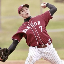 Wood's one-hitter, Bangor's bats too much for Brewer