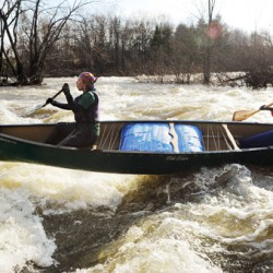 Orono High students excel in national whitewater canoe competition
