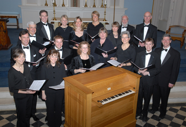 The Chamber Choir at St. John in Bangor