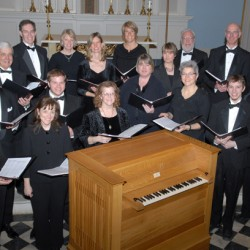 St. Saviour's Festival Choir on April 6