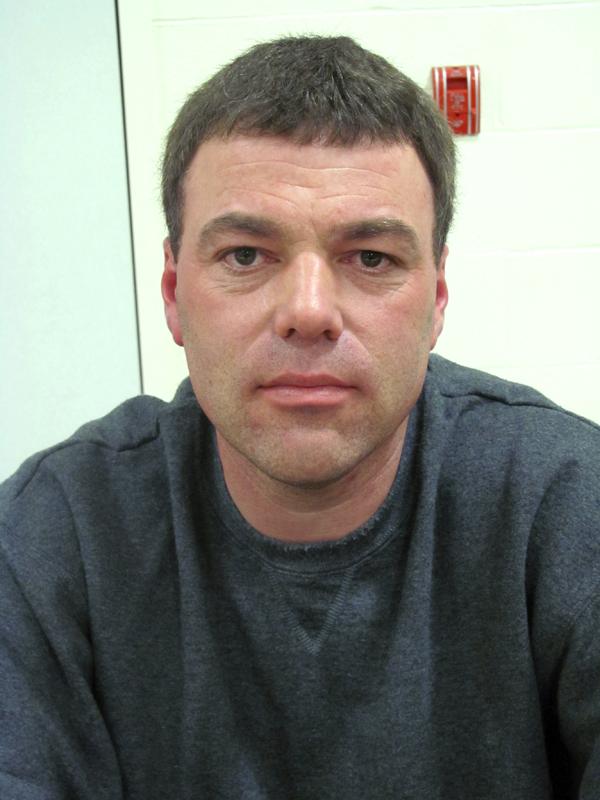 Newburg selectmen candidate Craig Toothaker.