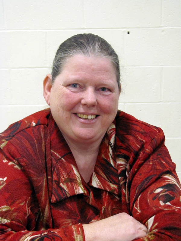 Newburg selectmen candidate Cynthia Prescott.
