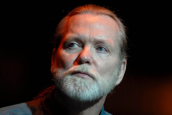 Gregg Allman, of the Allman Brothers Band, attends the joining of MSG Entertainment and Beacon Theater held at the Beacon Theater in New York City on Nov. 15, 2006.