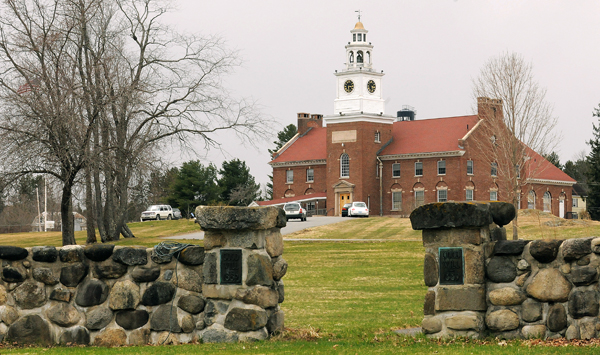 The Good Will-Hinckley School in Fairfield will sell part of it's 2400 acres of land to the Maine Community College System and will use the money to restore it's endowment to historic highs.