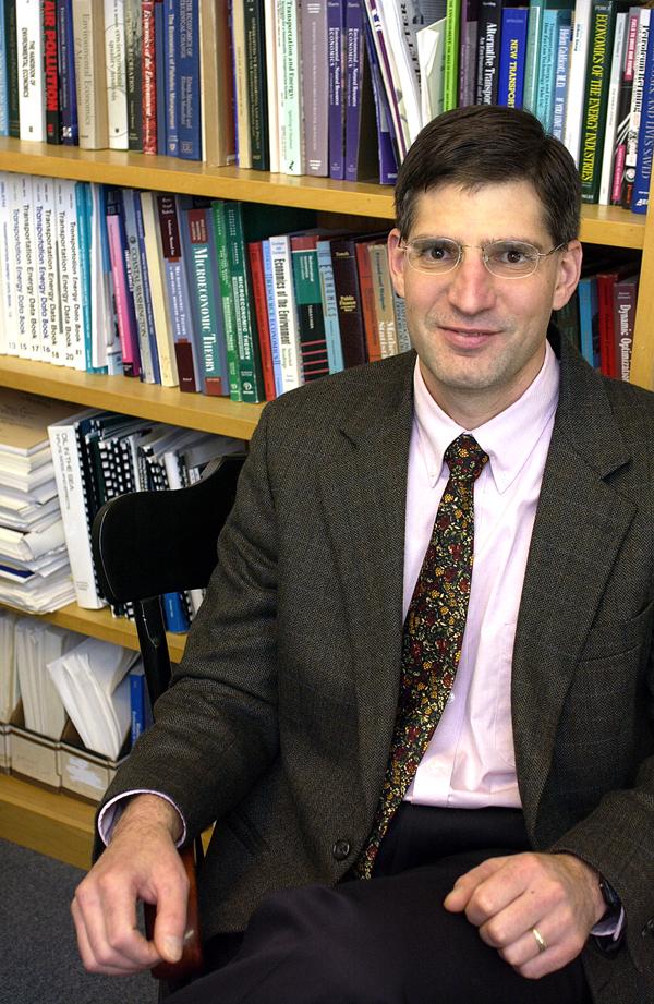 Jonathan Rubin, associate professor in the Margaret Chase Smith Center.