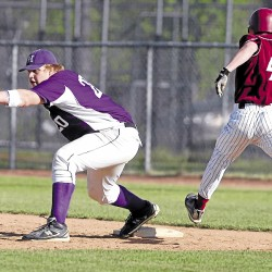 Winterport's Moran shines for playoff-bound Can-Am League team
