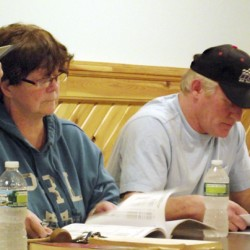 Ludlow financial situation unresolved