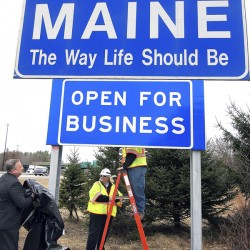 Mainer who spearheaded billboard ban dies at 94