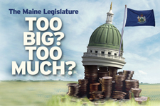 It's about to get wild at the Maine State House