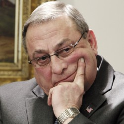 Maine Democrats stooped to the governor's level with TV complaint