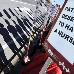Nurses, EMMC fail to agree; strike, lockout likely to begin May 5