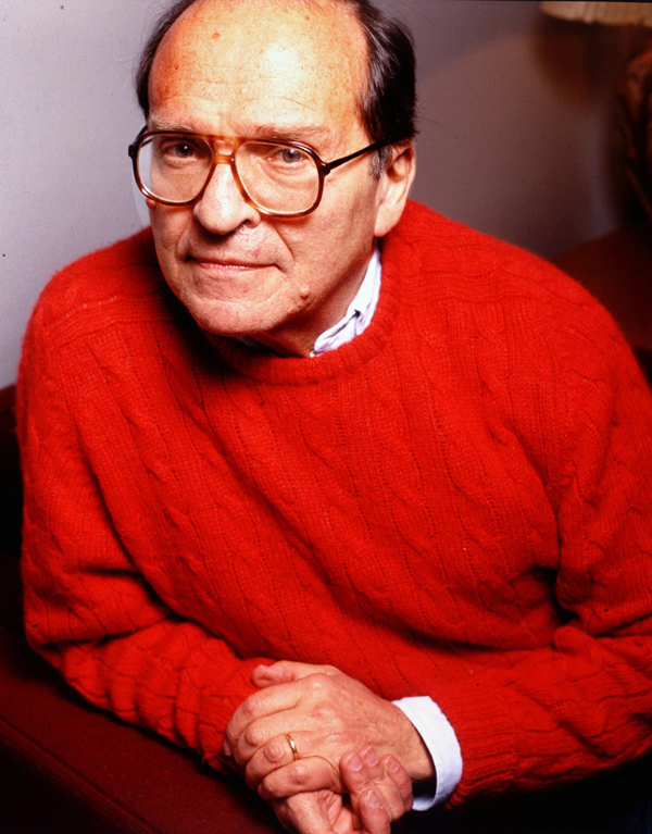 Sidney Lumet in New York in 1996