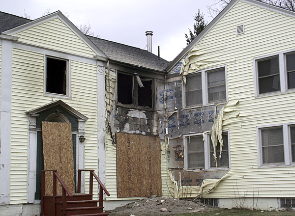 A fire that claimed the life of a 78-year-old Presque Isle woman on Monday also caused significant damage to another complex at the Dupont Drive facility. The Maine Fire Marshalâ??s Office said that Eleanor Gould, who died in an apartment fire, was smoking while on oxygen. Her body was found after firefighters extinguished the fire, which was reported about 2:30 p.m. Monday. Officials say Gould was found by a caregiver who had stopped by to visit.