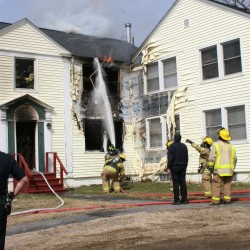 Investigators point to smoking as possible cause of fatal Easton fire