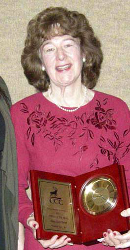 Carol Ann McElwee