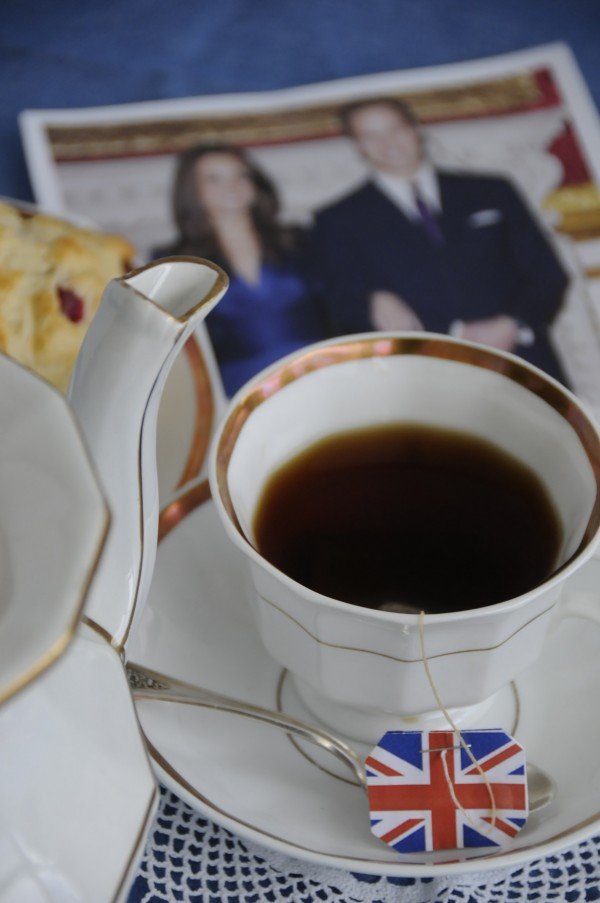 There will be a number of Maine gatherings to celebrate next week's royal wedding between Prince William and Catherine Middleton. Antique tea service items courtesy of Antique Marketplace &Cafe in Bangor.