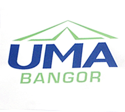 New logo of the University of Maine at Augusta Bangor campus.