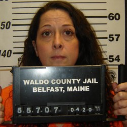 Belfast woman charged in boyfriend's stabbing