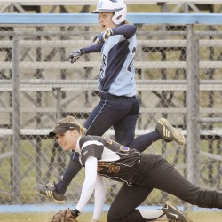 Spoehr pitches Maine past Husson