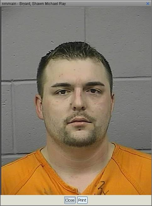 Shawn Bryant mug shot courtesy of Penobscot County Jail.