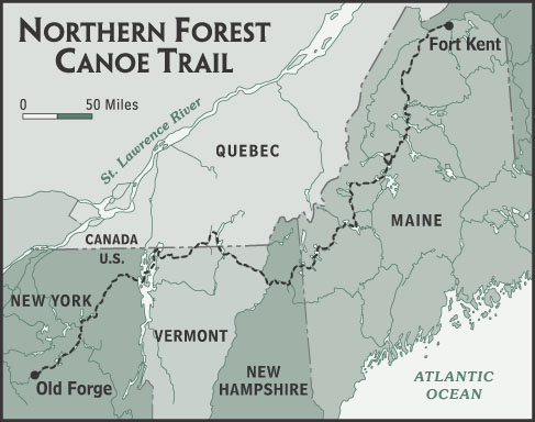 Northern Forest Canoe Trail
