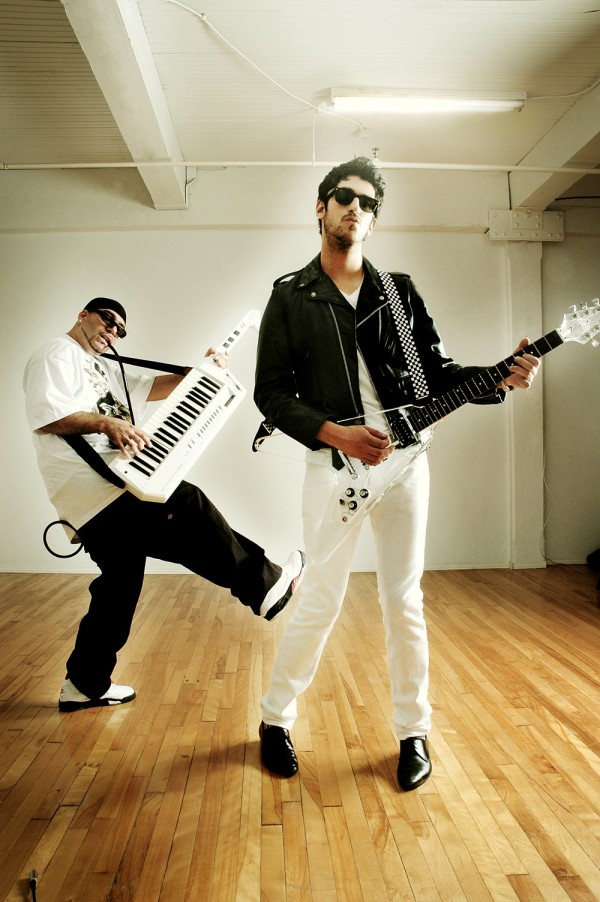 Electronic duo Chromeo is one of the many artists to perform during KahBang's two-day music festival Aug. 12-13 on the Bangor Waterfront. The music festival is part of a nine-day music, art and film event.