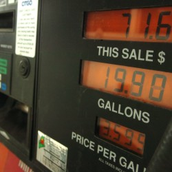 Should the gas tax be replaced?