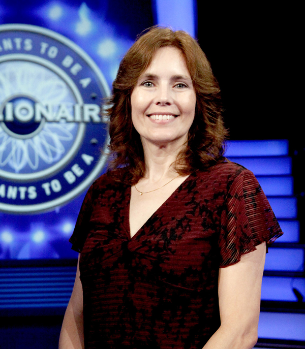 "Billie Johnston of Old Town will compete on ""Who wants to be a Millionaire?"""