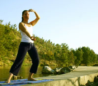 Increase your physical activity to decrease your stress