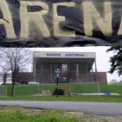 The Bangor arena – we love it, we love it not…